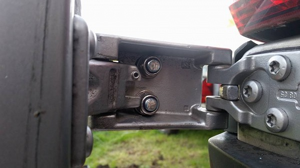 Sprinter/Crafter/MAN TGE Hinge Modification